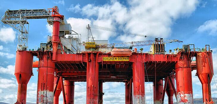 石油天然气行业解决方案