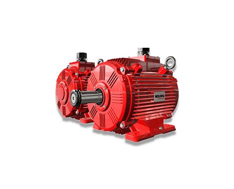 WXF高温消防电机