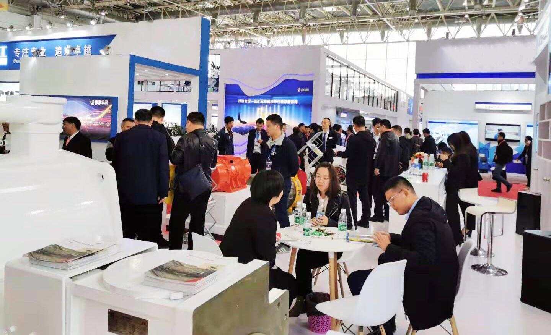 卧龙电驱成功亮相2019中国国际煤炭采矿展,助力煤炭产业高质量发展