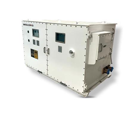 BPJ1系列矿用隔爆兼本质安全型变频器
